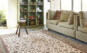Traditional rugs design