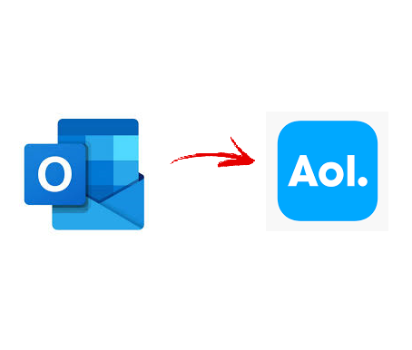 import outlook contacts to aol mail