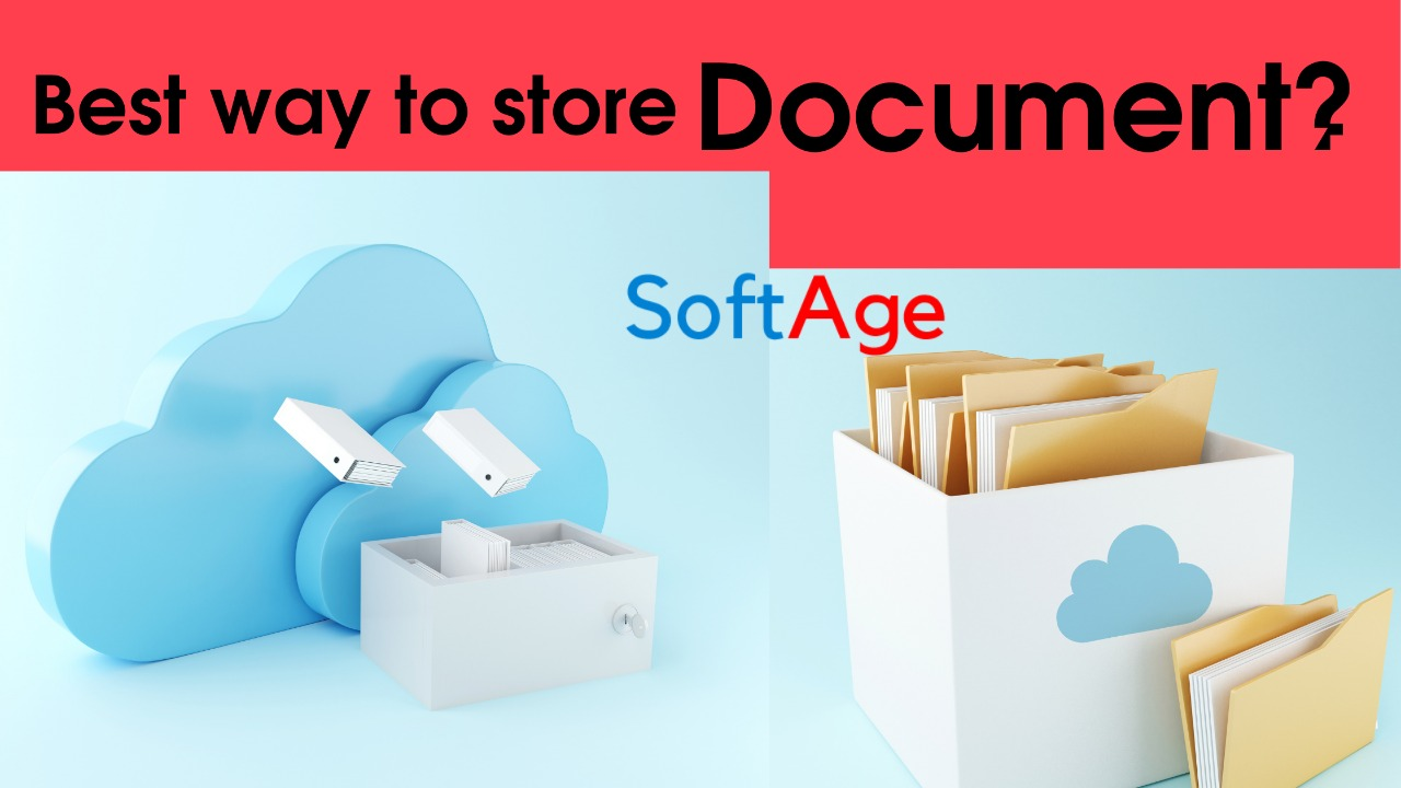 store essential documents