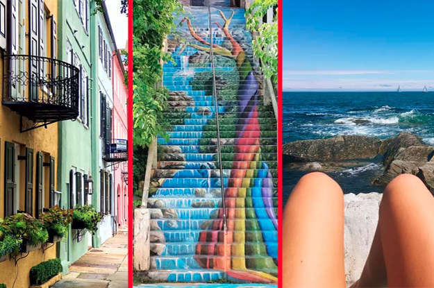 best insta-worthy places