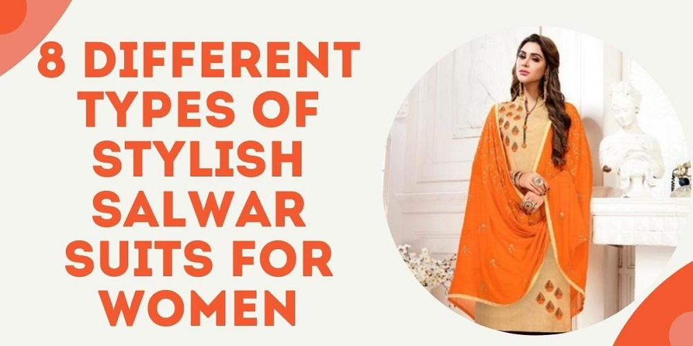 stylish salwar suits for women