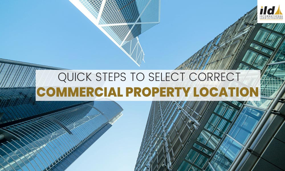 commercial property location