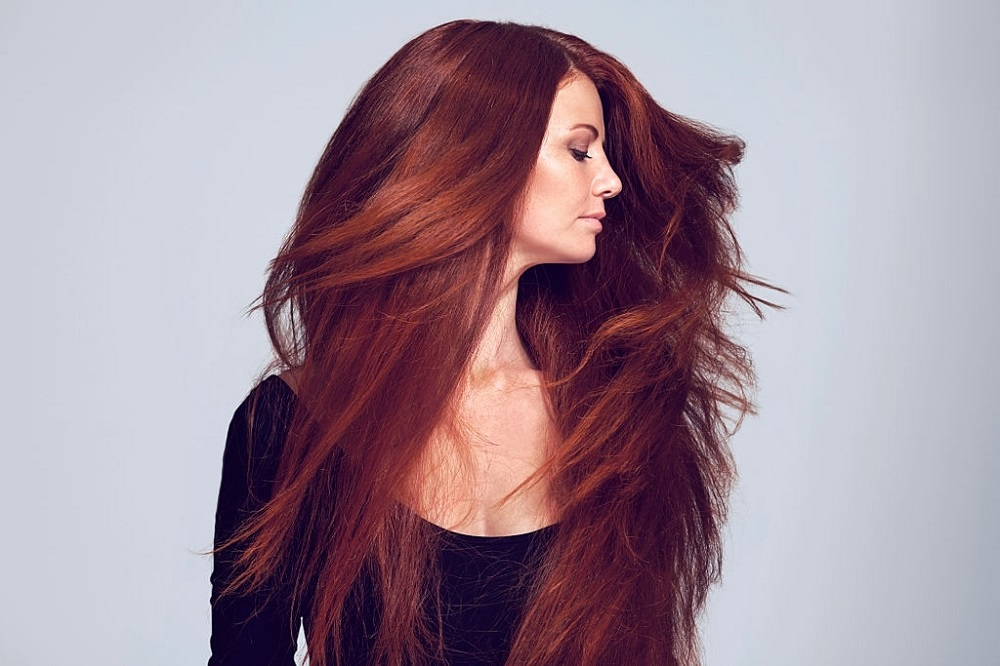 cozy winter hair colour ideas