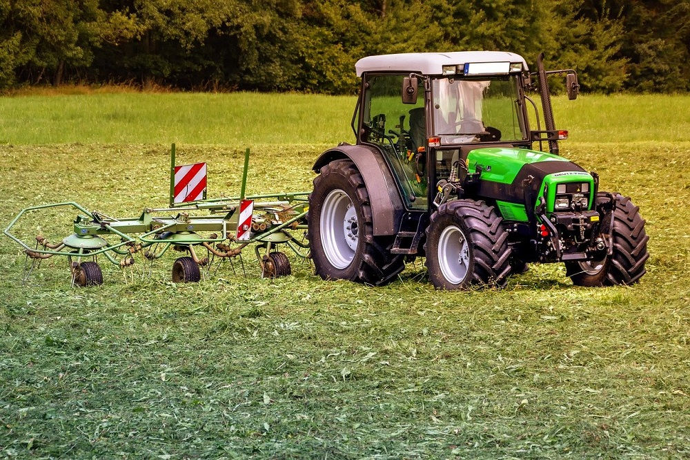 buying second hand tractor