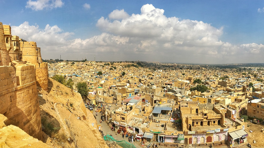 golden city of india