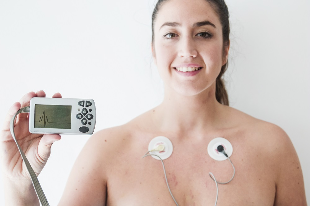 holter monitor test