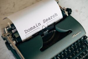 Take your time to search for a good domain