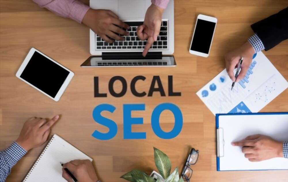 local search engine optimizations